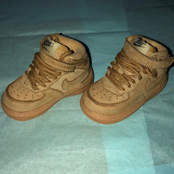 Nike Shoes Kids Suede Air Force 1 High Top Poshmark